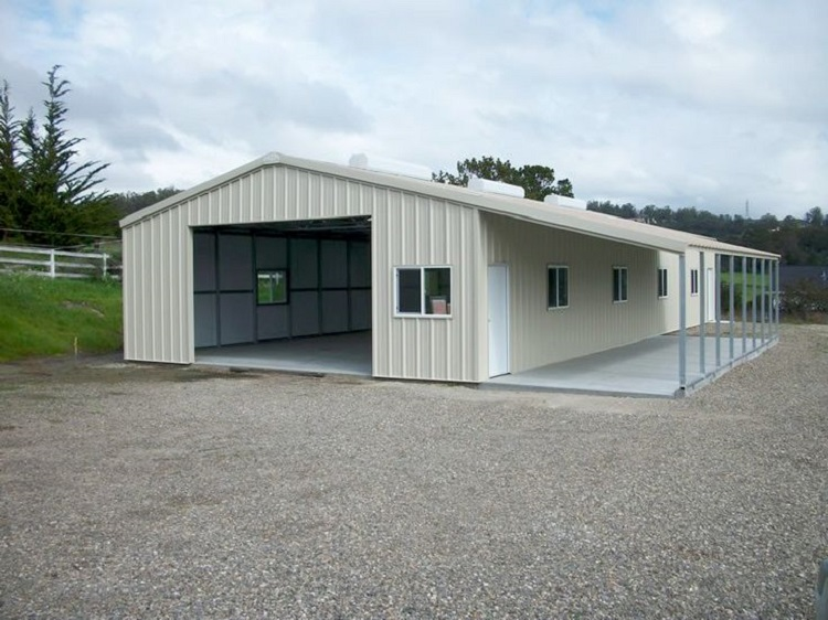 The Future of Steel Buildings in Commercial Construction